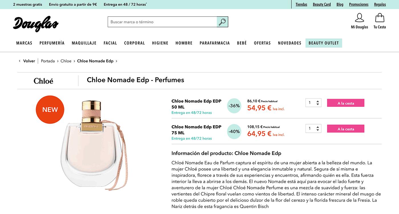 Emilio Pla Escudero detalle de producto tienda online Douglas